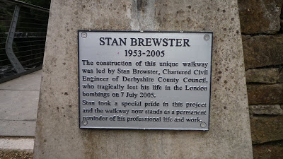 Memorial to Stan Brewster